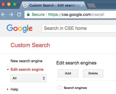 How to Integrate Google Custom Search In XenForo