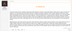 7 Highest Performing Google AdSense Banners for XenForo 2 Layout